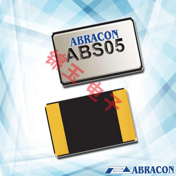 Abracon晶振,贴片晶振,ABS05晶振