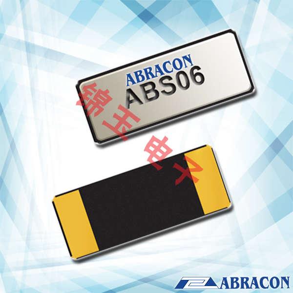 Abracon晶振,贴片晶振,ABS06晶振