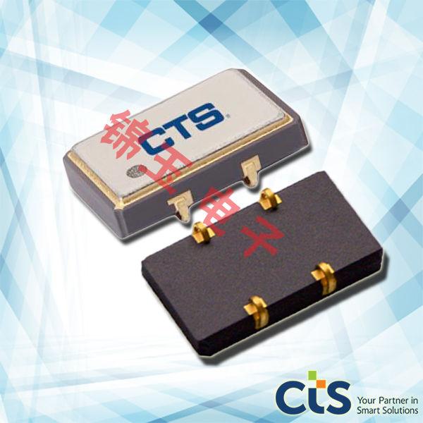 CTS晶振,贴片晶振,VF540晶振