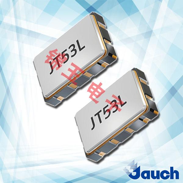 JAUCH晶振,贴片晶振,JT53L晶振