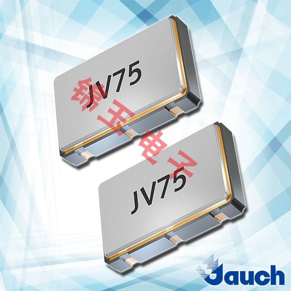 JAUCH晶振,贴片晶振,JV75晶振