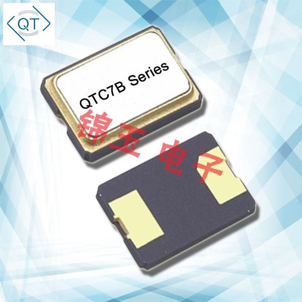 Quarztechnik晶振,贴片晶振,QTC7B晶振