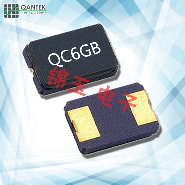 QANTEK晶振,贴片晶振,QC6GB晶振,石英晶振
