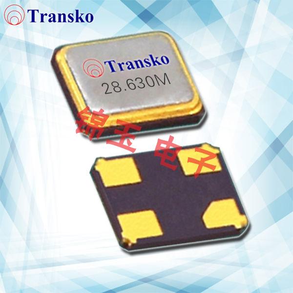 Transko晶振,石英晶振,CS21晶振