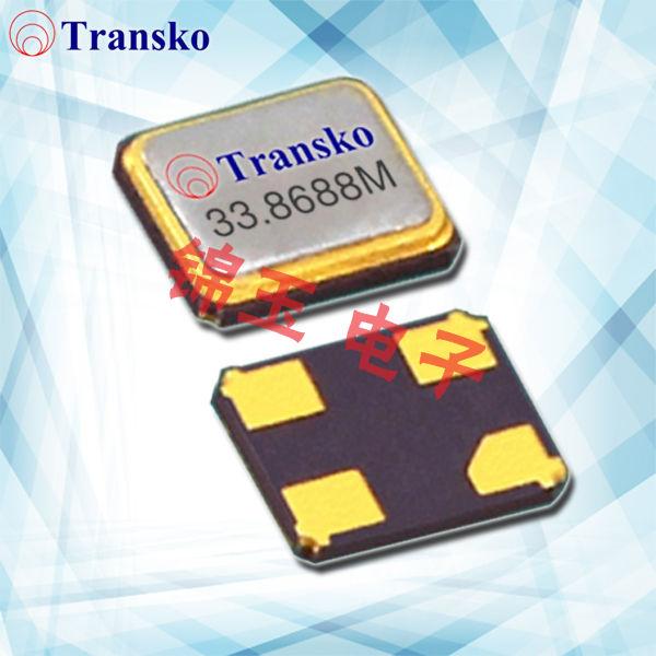 Transko晶振,石英晶振,CS12晶振