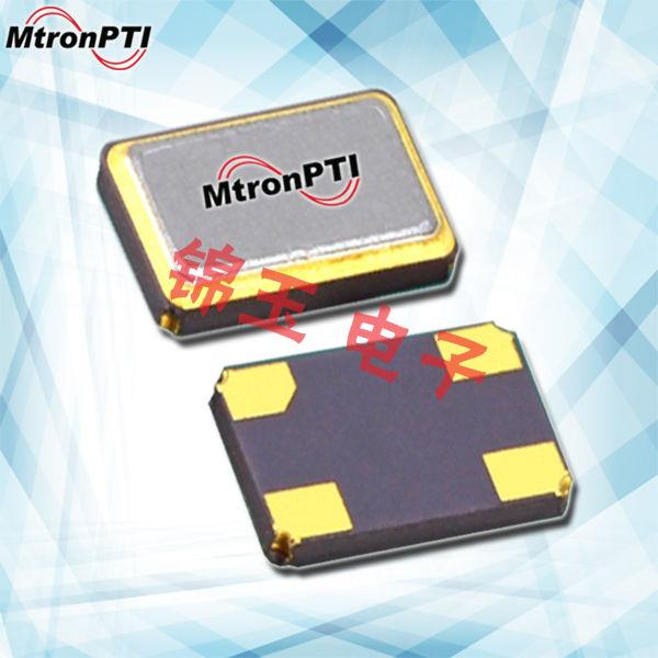 MTRONPTI晶振,贴片晶振,M1253晶振