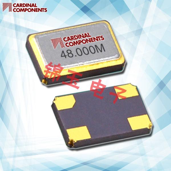 Cardinal晶振,贴片晶振,CX532A晶振,石英晶体谐振器