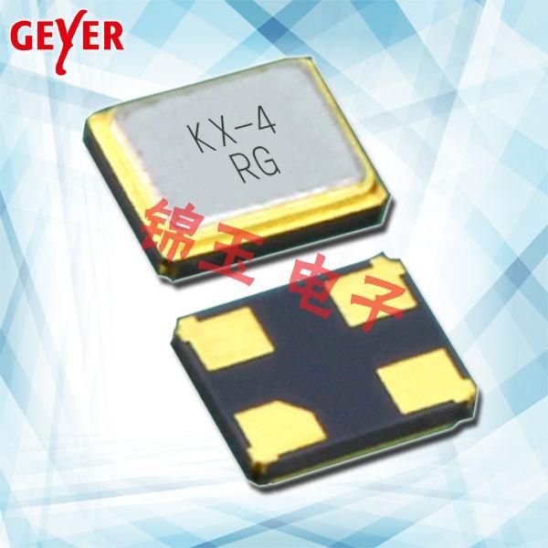 GEYER晶振,贴片晶振,KX–4晶振