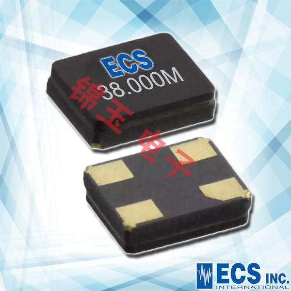 ECS晶振,贴片晶振,ECS-1637Q晶振