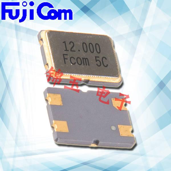 富士晶振,贴片晶振,FSX-7M晶振