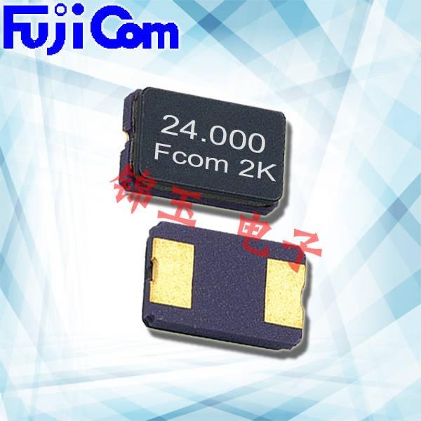 富士晶振,贴片晶振,FSX-5L晶振