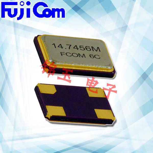 富士晶振,贴片晶振,FSX-4M晶振