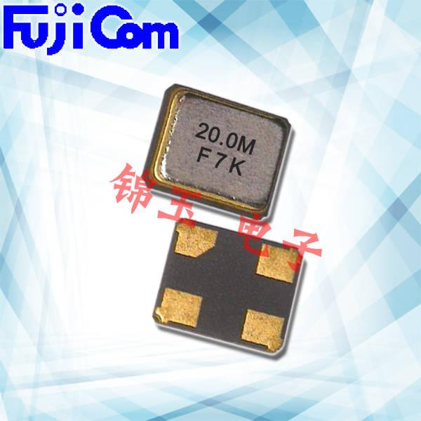 富士晶振,贴片晶振,FSX-1M晶振