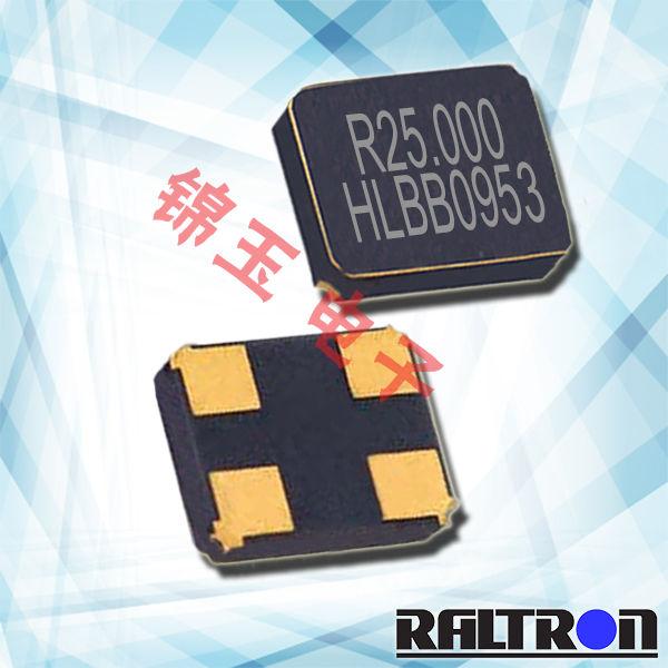 拉隆晶振,贴片晶振,R2016A晶振