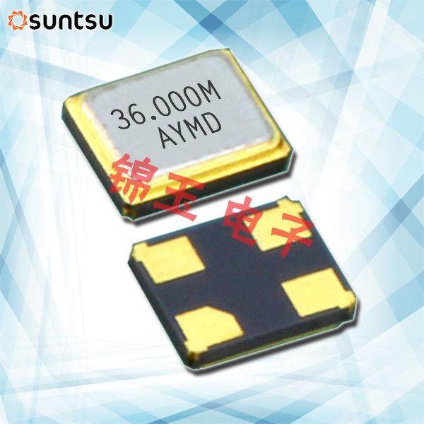 Suntsu晶振,贴片晶振,SXT104晶振,进口晶振
