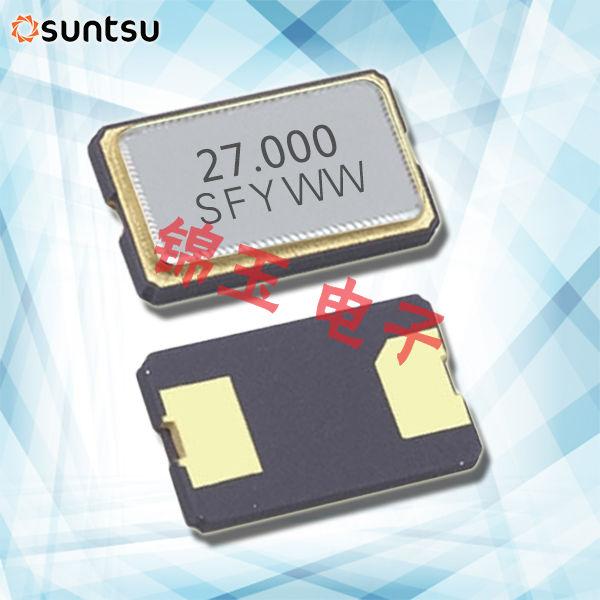 Suntsu晶振,贴片晶振,SXT632晶振,进口谐振器