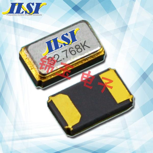 ILSI晶振,贴片晶振,IL3X晶振,音叉晶振