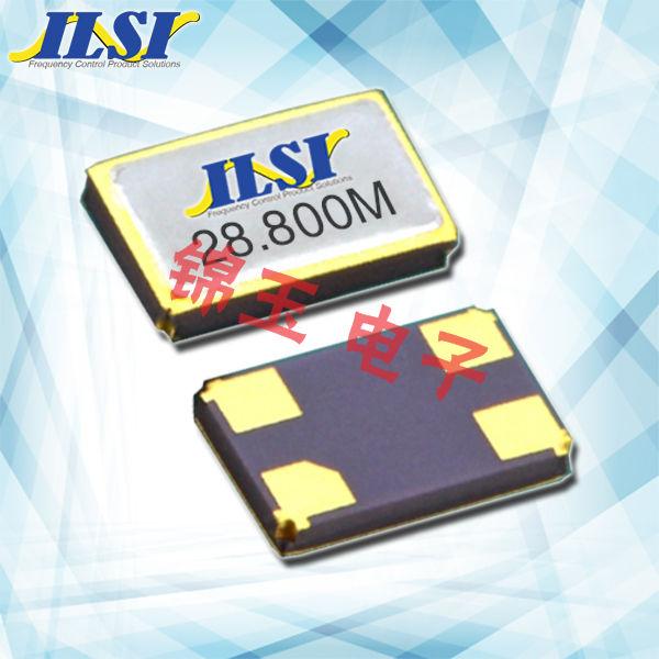 ILSI晶振,贴片晶振,ILCX07晶振,无源晶振