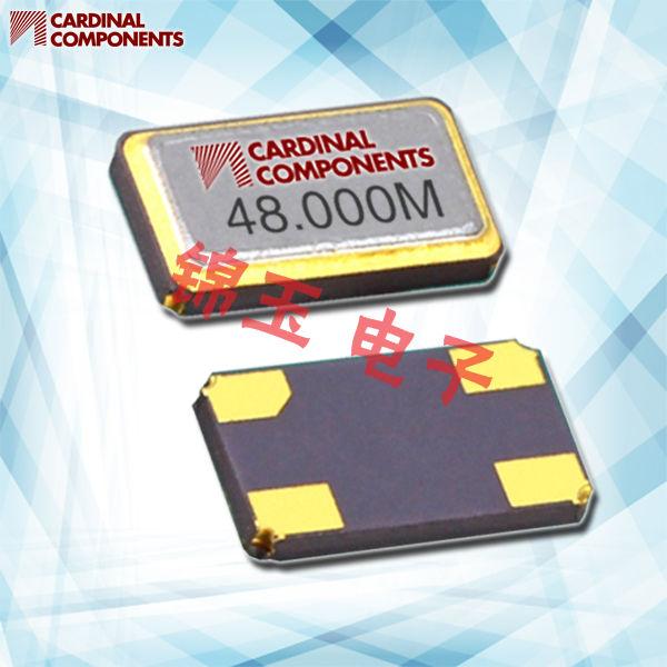 Cardinal晶振,贴片晶振,CX635A晶振,石英贴片晶振