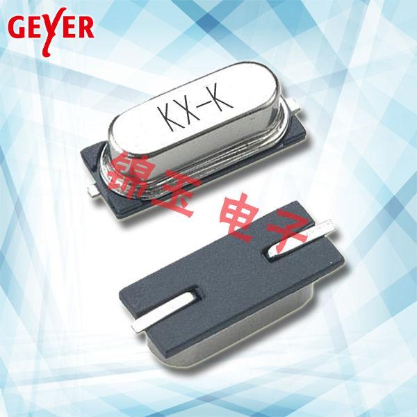 GEYER晶振,贴片晶振,KX-KS晶振,石英贴片晶振