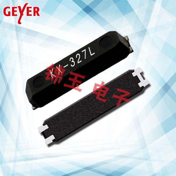 GEYER晶振,贴片晶振,KX-327L晶振,时钟晶振