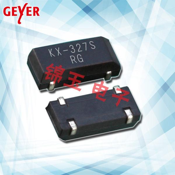 GEYER晶振,贴片晶振,KX-327S晶振,石英无源晶振