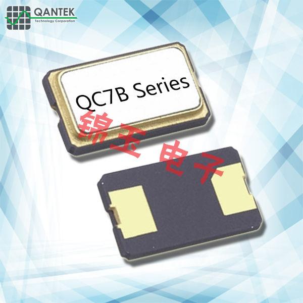QANTEK晶振,贴片晶振,QC7B晶振,进口晶振