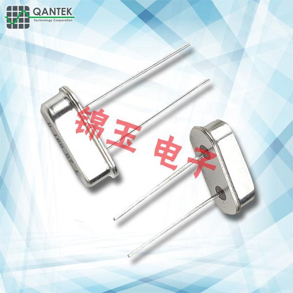 QANTEK晶振,石英晶振,QCL晶振,插件晶振