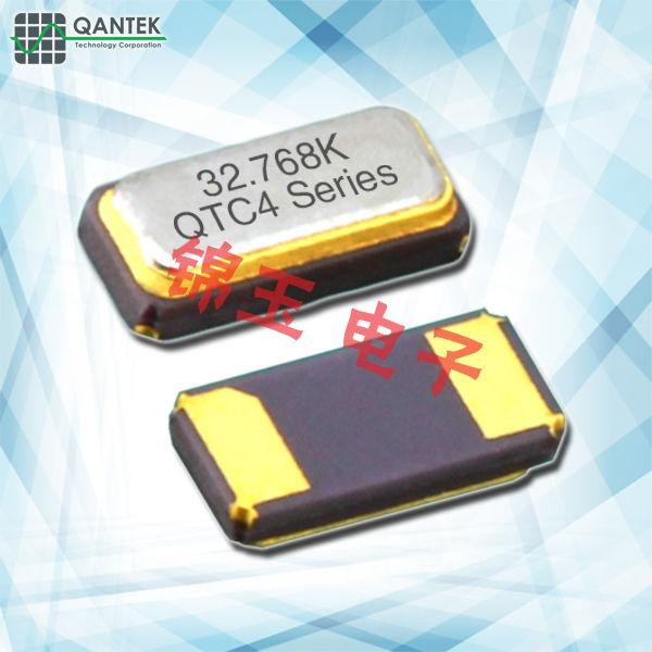 QANTEK晶振,贴片晶振,QTC4晶振,32.768K晶振
