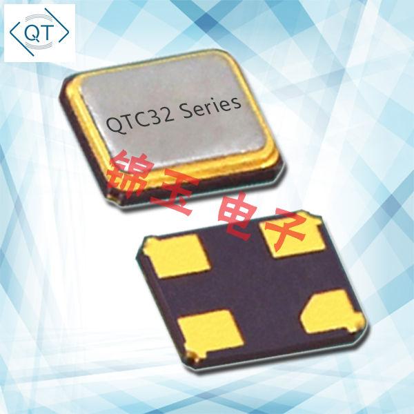 Quarztechnik晶振,贴片晶振,QTC25晶振,进口晶振