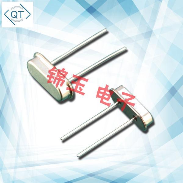 Quarztechnik晶振,石英晶振,QTCL晶振,49S插件晶振