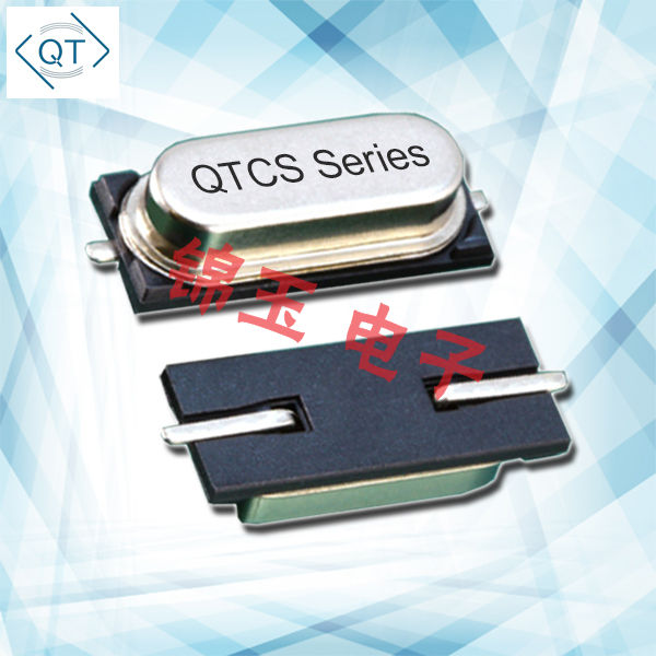 Quarztechnik晶振,贴片晶振,QTCS晶振,石英贴片晶振