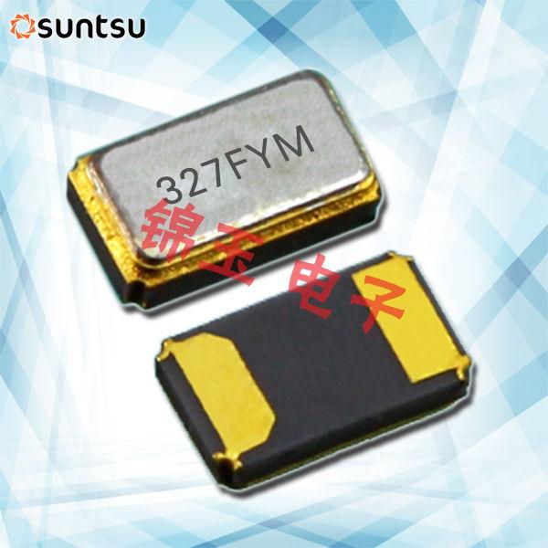 Suntsu晶振,贴片晶振,SWS312晶振,无线应用晶体