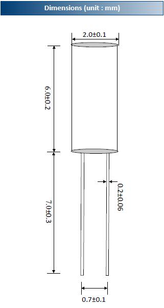 ACT晶振,石英晶振,2x6晶振,电子钟表晶振