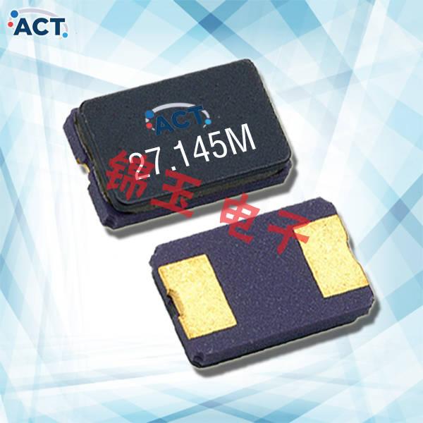 ACT晶振,贴片晶振,533 SMX‐2晶振,两脚无源晶体