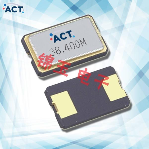 ACT晶振,贴片晶振,752 SMX‐2晶振,24.576MHz晶振